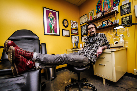 26 innovative electricians in springfield for Tattoo parlors in springfield mo