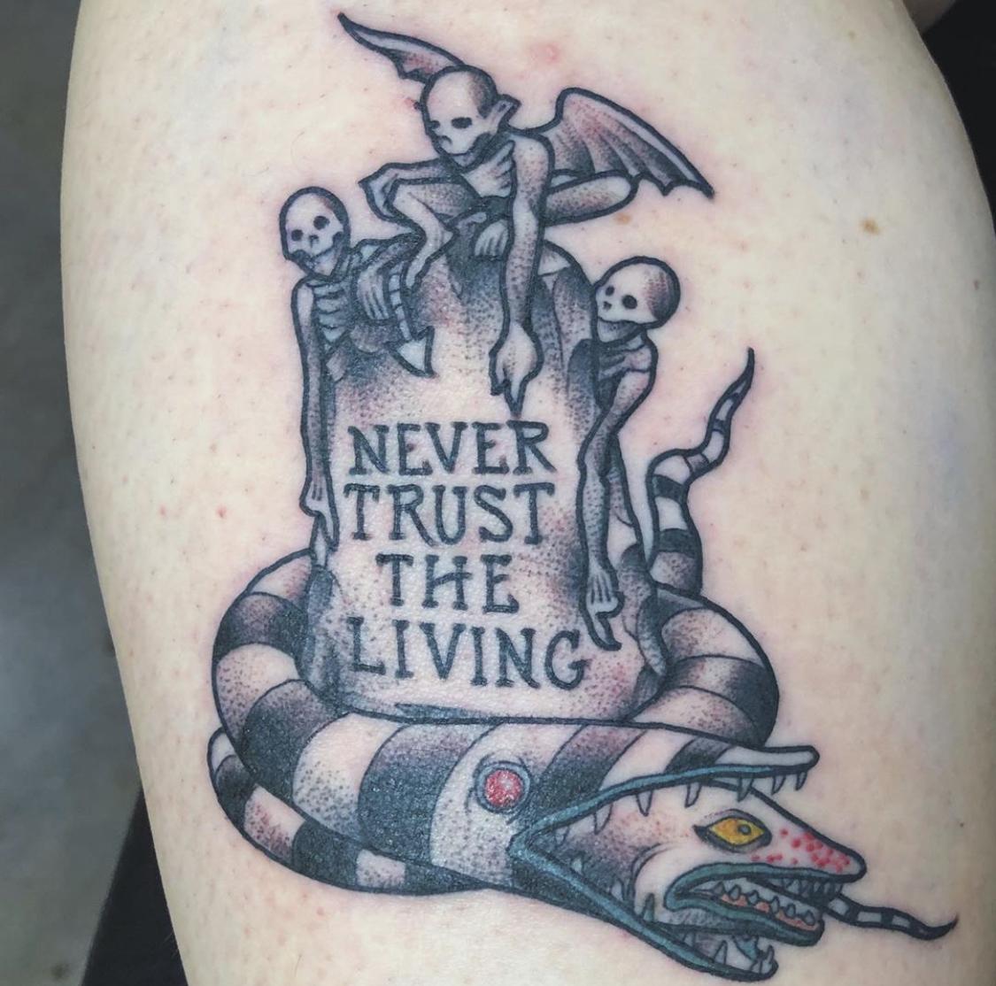 Brian Michael Mccormic Redbird Electric Tattoo Springfield Il